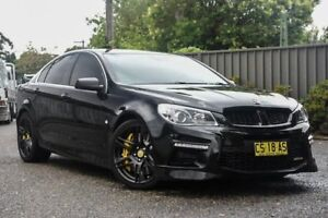 2013 Holden Special Vehicles GTS Gen-F MY14 Black 6 Speed Sports Automatic Sedan