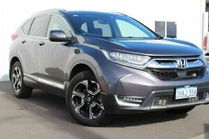 2018 Honda CR-V RW MY18 VTi-LX 4WD Grey 1 Speed Constant Variable Wagon Greenfields Mandurah Area Preview