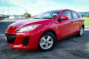 2013 Mazda 3 BL10F2 MY13 Neo Activematic Red 5 Speed Sports Automatic Hatchback Parramatta Park Cairns City Preview