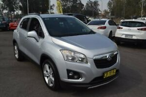 2013 Holden Trax TJ MY14 LTZ Silver 6 Speed Automatic Wagon Maitland Maitland Area Preview