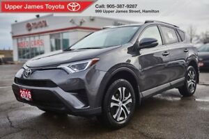 2016 Toyota RAV4 LE FWD with Upgrade Package