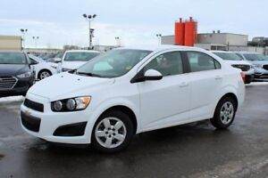 2015 Chevrolet Sonic Car LT