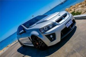2007 Holden Special Vehicles GTS E Series Silver 6 Speed Auto Active Sequential Sedan Greenfields Mandurah Area Preview