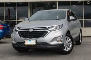 2018 Holden Equinox EQ MY18 LS+ FWD Silver 6 Speed Sports Automatic Wagon Dandenong Greater Dandenong Preview