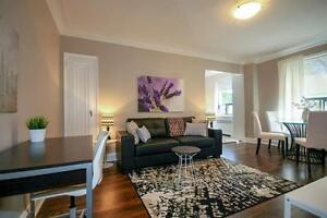 Short Term/Furnished- All-Inclusive-Yonge/Lawrence! 3 Month Term