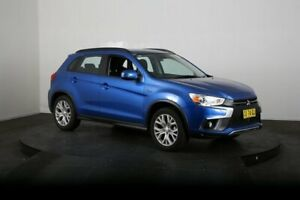2019 Mitsubishi ASX XC MY19 ES ADAS ( 2WD) Blue Continuous Variable Wagon McGraths Hill Hawkesbury Area Preview
