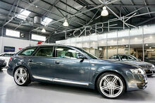2007 Audi A6 4F Allroad Quattro Grey 6 Speed Tiptronic Wagon Port Melbourne Port Phillip Preview