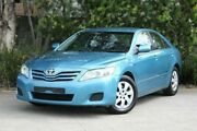 2010 Toyota Camry ACV40R MY10 Altise Blue 5 Speed Automatic Sedan Underwood Logan Area Preview