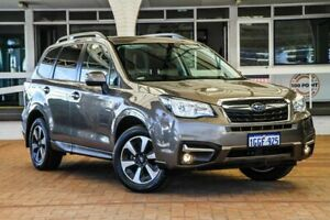 2017 Subaru Forester S4 MY17 2.5i-L CVT AWD Bronze 6 Speed Constant Variable Wagon