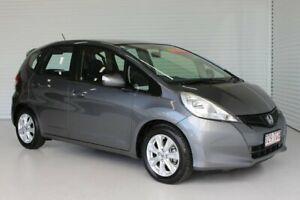 2013 Honda Jazz GE Vibe Grey 5 Speed Manual Hatchback Parramatta Park Cairns City Preview