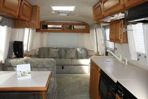 2003 classic airstream 30 foot travel trailer in mint condition