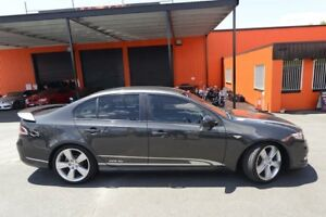 2009 Ford Falcon FG XR6 Turbo Grey 6 Speed Auto Seq Sportshift Sedan