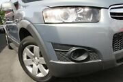 2013 Holden Captiva CG MY13 7 SX Silver 6 Speed Sports Automatic Wagon Nundah Brisbane North East Preview