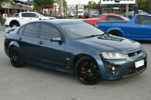 2009 Holden Special Vehicles ClubSport E Series MY08 Upgrade R8 Grey 6 Speed Manual Sedan Underwood Logan Area Preview