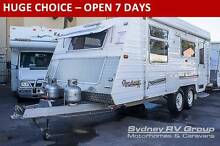 CU848 Roadstar Ltd Edition, Island Bed + Spacious Living Penrith Penrith Area Preview