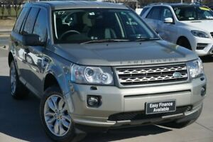2011 Land Rover Freelander 2 LF MY12 TD4 Gold 6 Speed Manual Wagon Pearce Woden Valley Preview