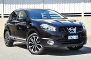 2013 Nissan Dualis J10 MY13 TI-L (4x2) Purple 6 Speed CVT Auto Sequential Wagon Cannington Canning Area Preview