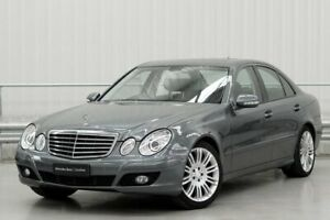 2008 Mercedes-Benz E-Class W211 E280 Elegance Grey Sports Automatic Parramatta Parramatta Area Preview