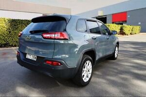 2014 Jeep Cherokee KL Sport Grey Sports Automatic Wagon Haymarket Inner Sydney Preview