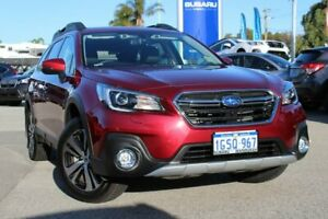 2018 Subaru Outback B6A MY18 2.5i CVT AWD Premium Red 7 Speed Constant Variable Wagon Greenfields Mandurah Area Preview