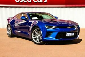 2018 Chevrolet Camaro MY18 2SS Blue 8 Speed Sports Automatic Coupe Fremantle Fremantle Area Preview