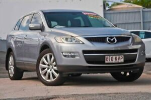 2009 Mazda CX-9 TB Series 1 Luxury Silver Sports Automatic Kedron Brisbane North East Preview