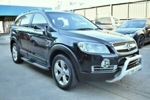 2008 Holden Captiva CG LX 60th Anniversary Wagon 7st 5dr Spts Auto 5sp AWD 3.2i  Black Liverpool Liverpool Area Preview