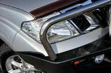 2013 Nissan Navara D40 S5 MY12 ST-X 550 Silver 7 Speed Sports Automatic Utility Northbridge Perth City Preview