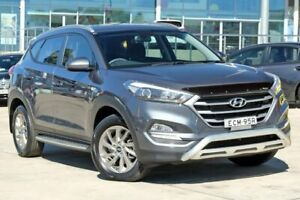 2017 Hyundai Tucson TLe MY17 Active 2WD Iron Grey 6 Speed Sports Automatic Wagon Castle Hill The Hills District Preview