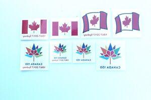 Canada 150 tattoos 1867-2017 Sydney