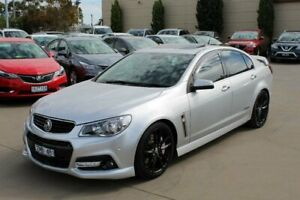 2013 Holden Commodore VF SS-V Redline Silver 6 Speed Automatic Sedan Werribee Wyndham Area Preview