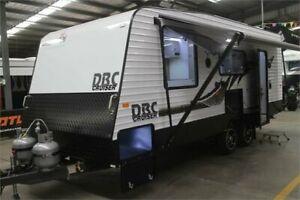 2020 Essential Caravans DBC Cruiser d5-2 Caravan Kilburn Port Adelaide Area Preview