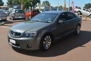 2013 Holden Caprice WM II MY12.5 V Grey 6 Speed Sports Automatic Sedan Gosnells Gosnells Area Preview