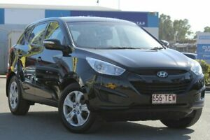 2012 Hyundai ix35 LM MY12 Active Phantom Black 6 Speed Sports Automatic Wagon Rocklea Brisbane South West Preview