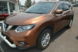 2016 Nissan X-Trail T32 ST-L X-tronic 2WD Bronze 7 Speed Constant Variable Wagon Maitland Maitland Area Preview