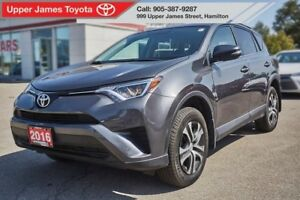 2016 Toyota RAV4 LE AWD - 160pt Factory Trained Inspection