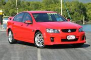 2006 Holden Commodore VE SS Red 6 Speed Manual Sedan Portsmith Cairns City Preview