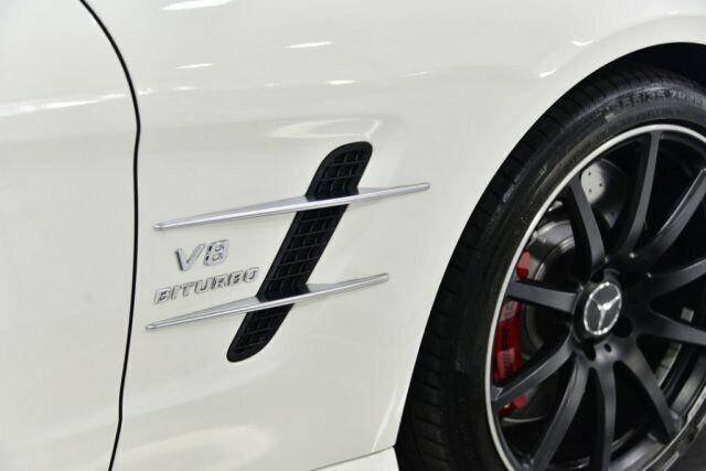 Image 17 Voiture Européenne d'occasion Mercedes-Benz SL-Class 2014