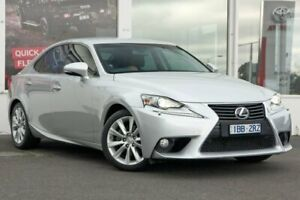 2013 Lexus IS250 GSE30R Luxury Black 6 Speed Sports Automatic Sedan Ferntree Gully Knox Area Preview