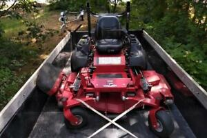 Ferris zero turn mower 72""
