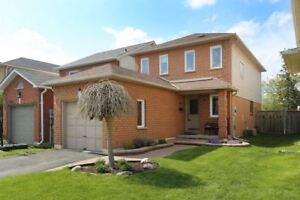 4 Bed / 3 bath Detached House for rent, in North Oshawa
