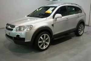 2009 Holden Captiva CG MY09.5 LX AWD Silver 5 Speed Sports Automatic Wagon Old Guildford Fairfield Area Preview