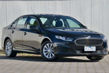 2014 Ford Falcon FG X Black 6 Speed Sports Automatic Sedan Dandenong Greater Dandenong Preview