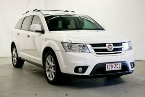 2014 Fiat Freemont JF Lounge White 6 Speed Automatic Wagon Capalaba Brisbane South East Preview