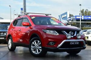 2014 Nissan X-Trail T32 ST-L X-tronic 4WD Red 7 Speed Constant Variable Wagon Penrith Penrith Area Preview