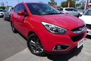 2014 Hyundai ix35 LM3 MY14 Trophy Red 6 Speed Sports Automatic Wagon Hoppers Crossing Wyndham Area Preview