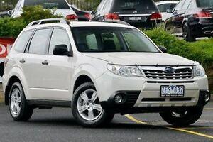 2012 Subaru Forester White Sports Automatic Wagon Narre Warren Casey Area Preview