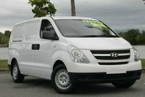 2012 Hyundai iLOAD TQ2-V MY12 White 6 Speed Manual Van Bungalow Cairns City Preview