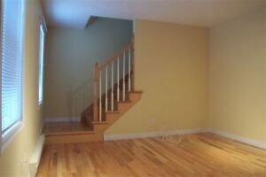 2 story, one bdrm triplex in the heart of Dieppe, all inc!!