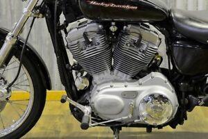 2005 Harley-Davidson XL883C Sportster Custom 883CC Cruiser 1200cc